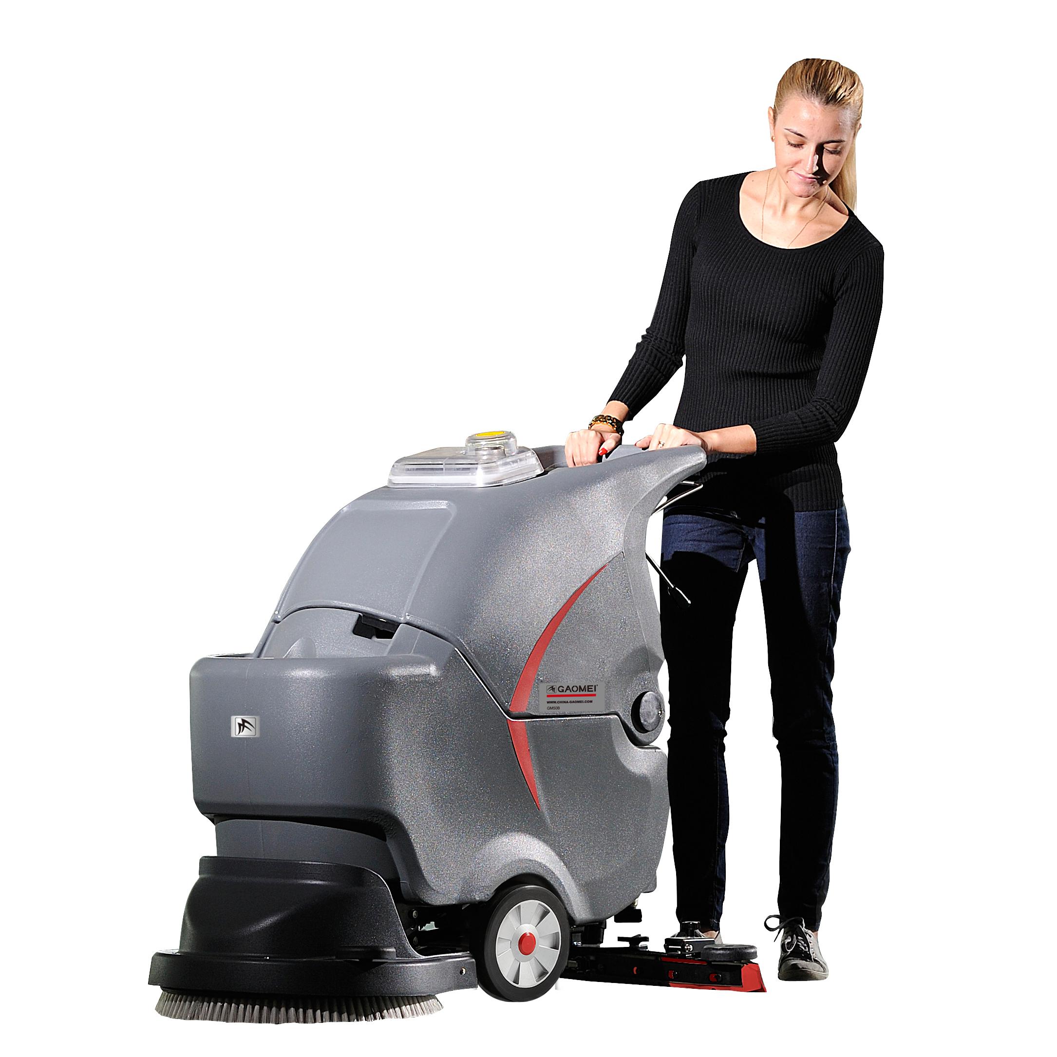 GM50高美电线式洗地机|广州拖线式洗地机 快捷灵便,省力省钱