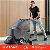 安徽洗地机_手推式洗地机_全自动洗地机GM56BT
