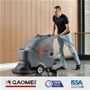 北京全自动手推式洗地机|北京全自动洗地机GM56BT