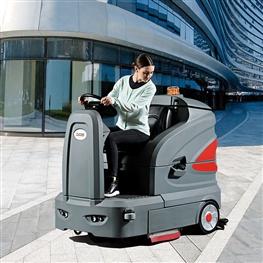 GM160大驾驶式洗地机|高美酷卡洗地机