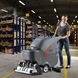 GM-65RBT高美手推式洗扫一体机|扫洗一体机