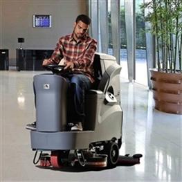 GM110BT70高美中型驾驶洗地机|中型洗地车