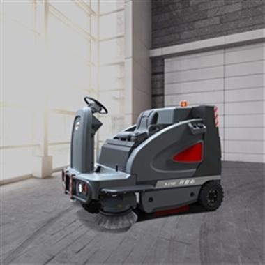 1500开路者扫地车|高美驾驶式扫地机