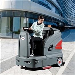 洗地机_高美驾驶式洗地车GM160