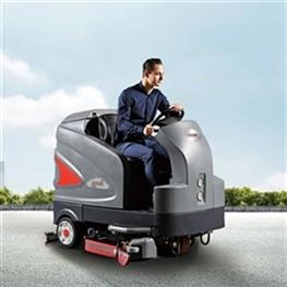 洗地车_驾驶式洗地机GM230