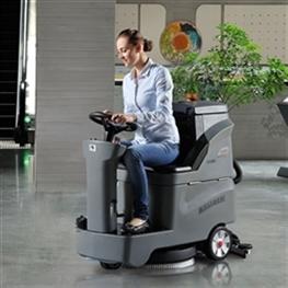爱卡洗地车_驾驶式洗地机GM-AC