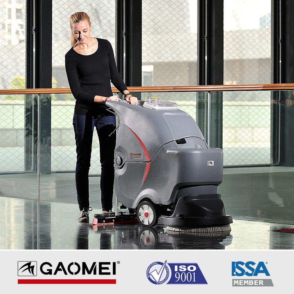 洗地机的选择与日常保养很重要