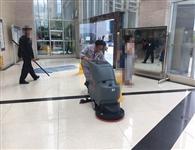 重庆洗地机成了大型物业公司的必备清洁设备