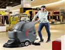 洗地机提高清洁效果和保护地面