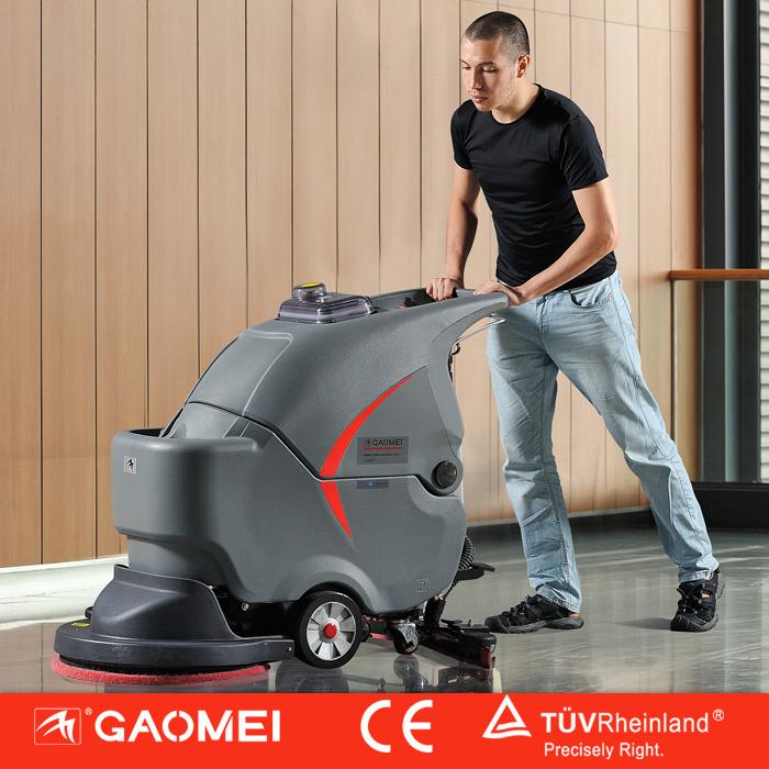 影响洗地机的清洗效果有哪些因素?
