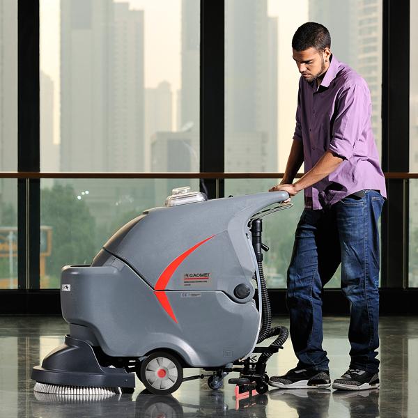 洗地机刷子的使用介绍以及如何选择合适的刷子