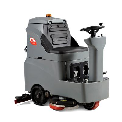 高美洗地机关键技术