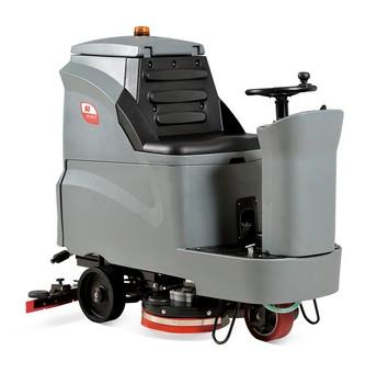 高美驾驶式洗地车