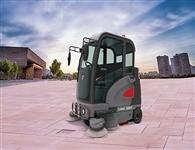 公共场所使用电动扫地机可以有效减少细菌滋生